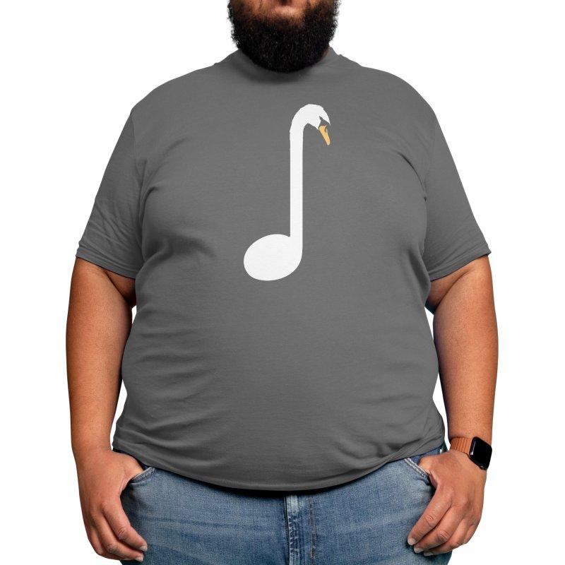 Swan Song Men's T-Shirt by Threadless Artist Shop