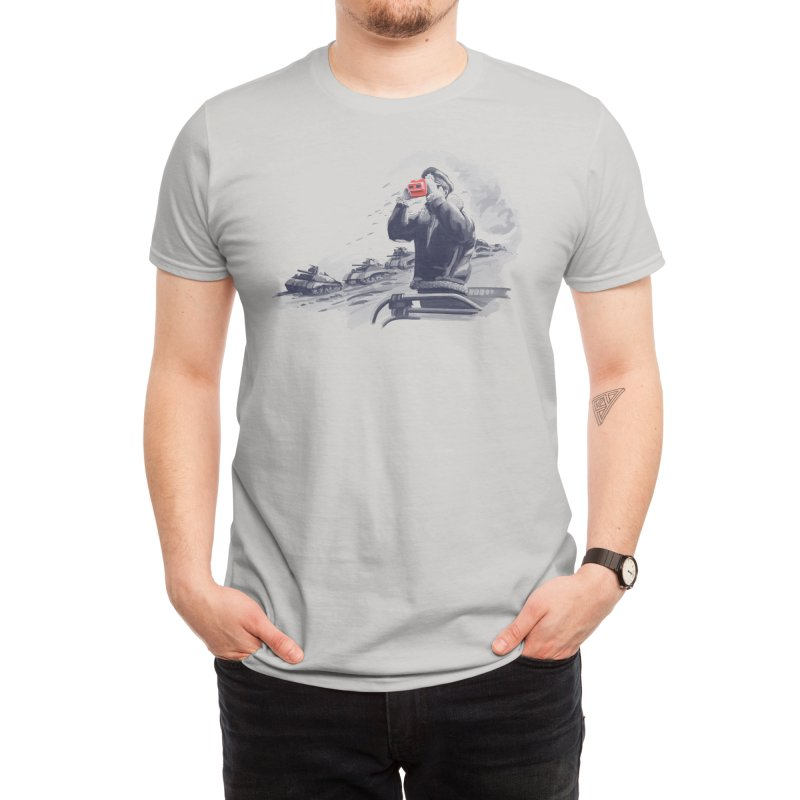 Tactical Diversion Men's T-Shirt by Threadless Artist Shop