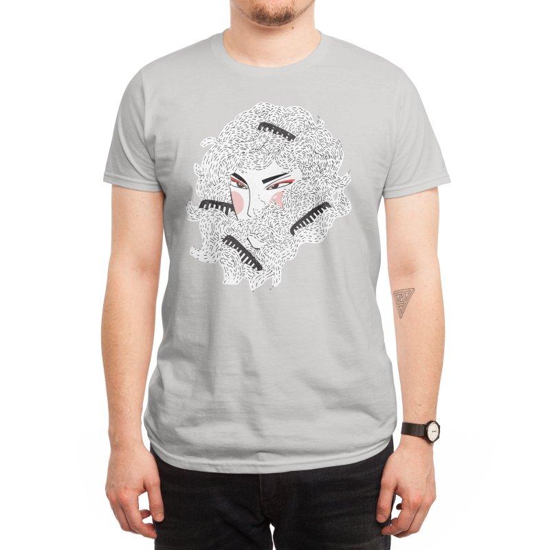 TANGLED Men's T-Shirt by Threadless Artist Shop