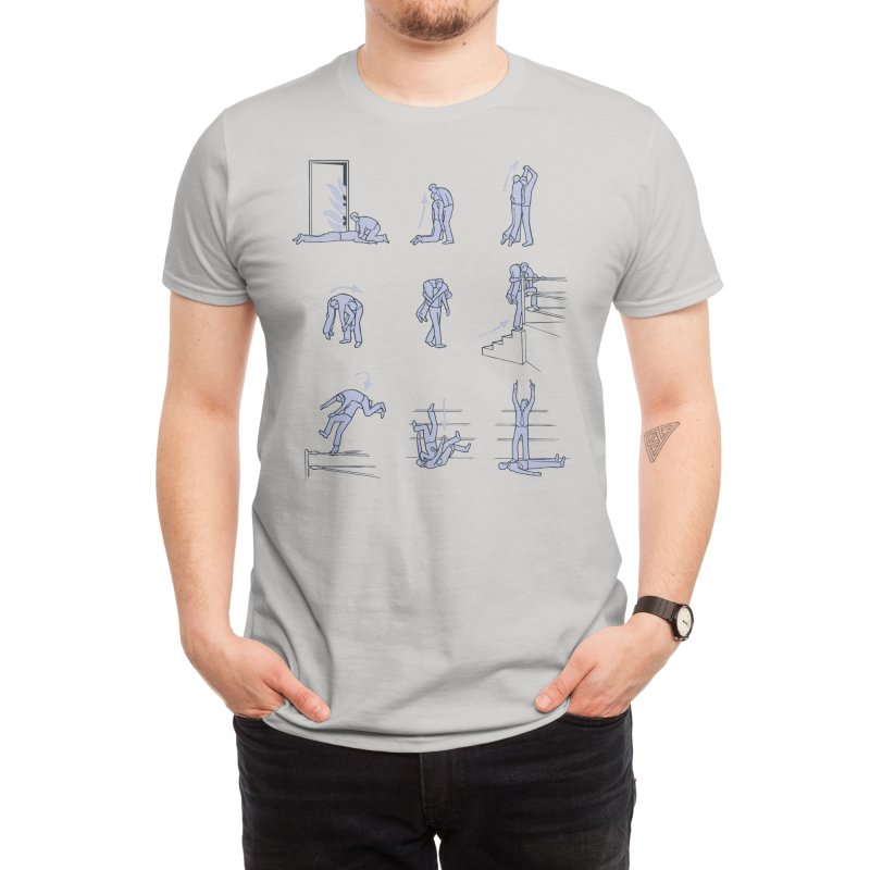 Television Made Me Do It Men's T-Shirt by Threadless Artist Shop