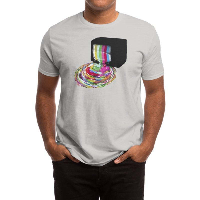 Test Pattern Men's T-Shirt by Threadless Artist Shop