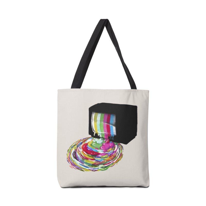 Test Pattern Accessories Bag by Threadless Artist Shop