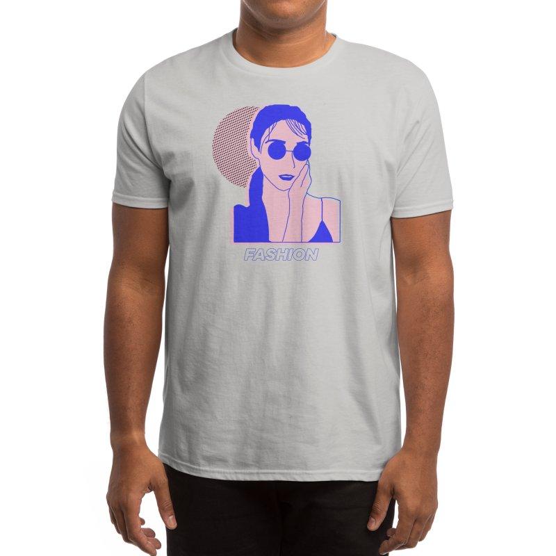 The Lady Fashion Men's T-Shirt by Threadless Artist Shop