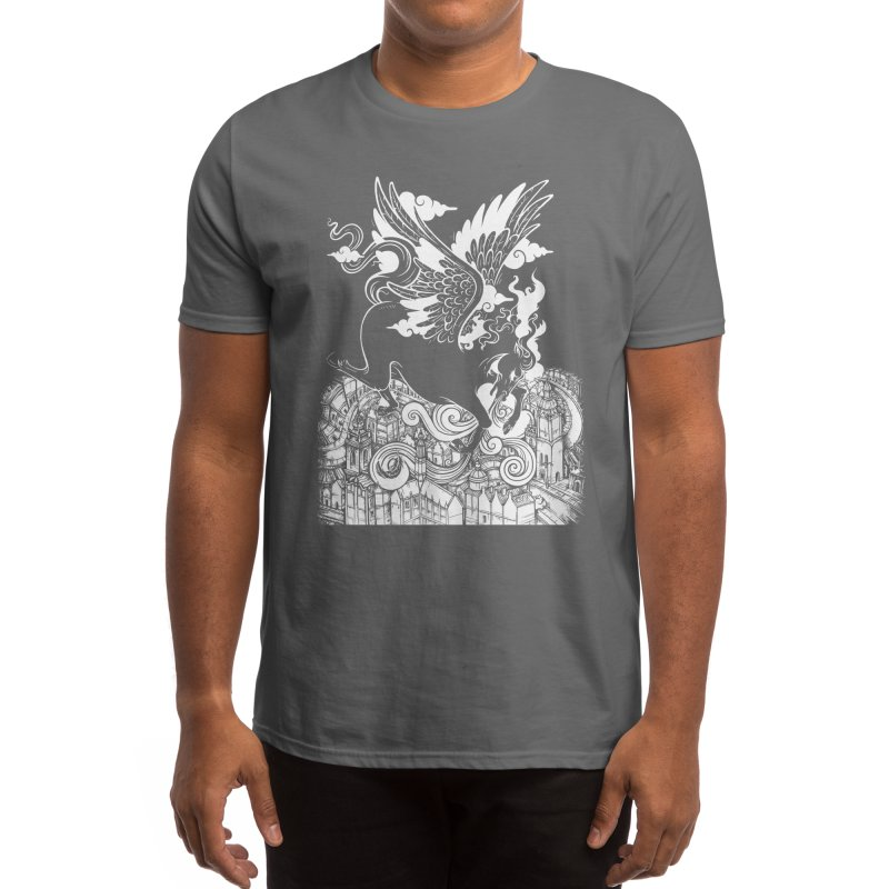 The Last Day of Pegasus Men's T-Shirt by Threadless Artist Shop