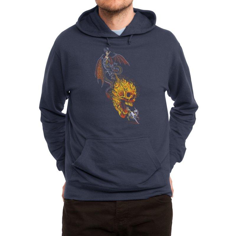 The Last F*ckin' Unicorn Men's Pullover Hoody by Threadless Artist Shop