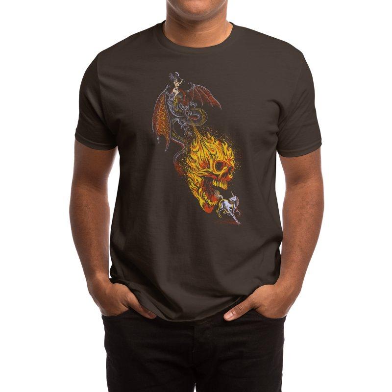 The Last F*ckin' Unicorn Men's T-Shirt by Threadless Artist Shop
