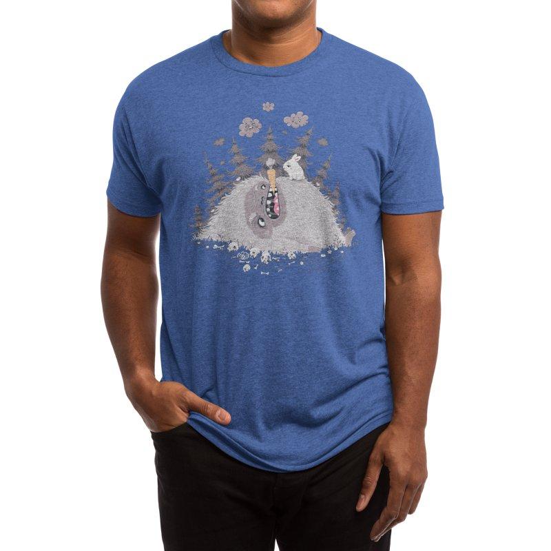 The Monsterhill Men's T-Shirt by Threadless Artist Shop