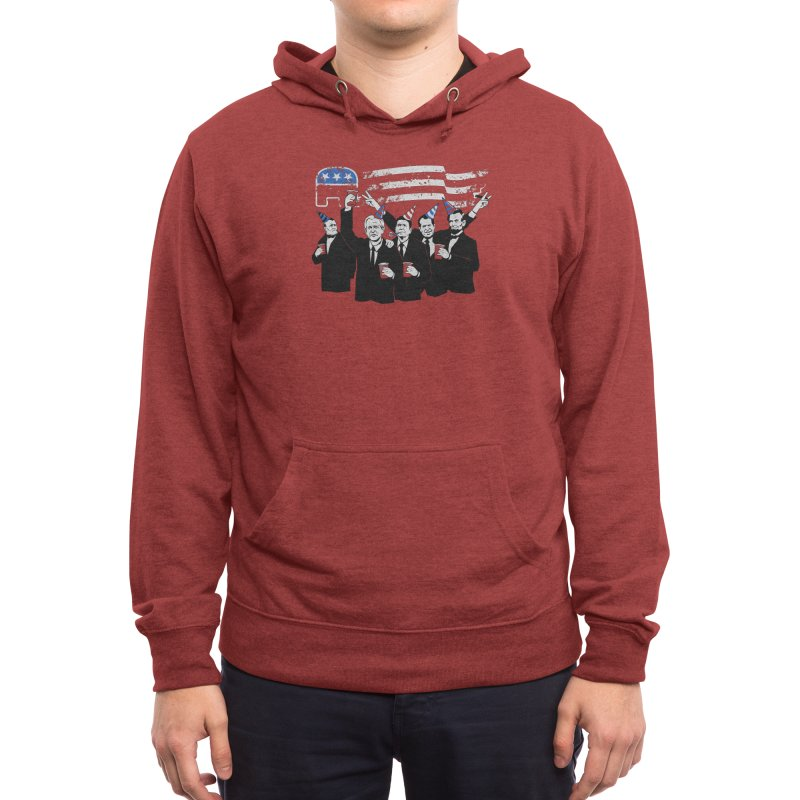 The Republican Party Men's Pullover Hoody by Threadless Artist Shop