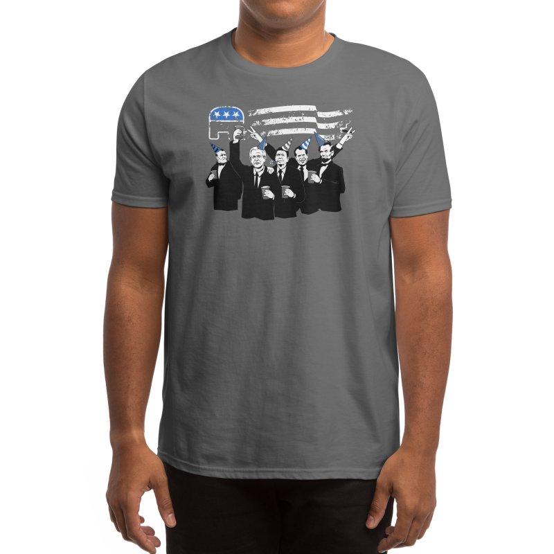 The Republican Party Men's T-Shirt by Threadless Artist Shop