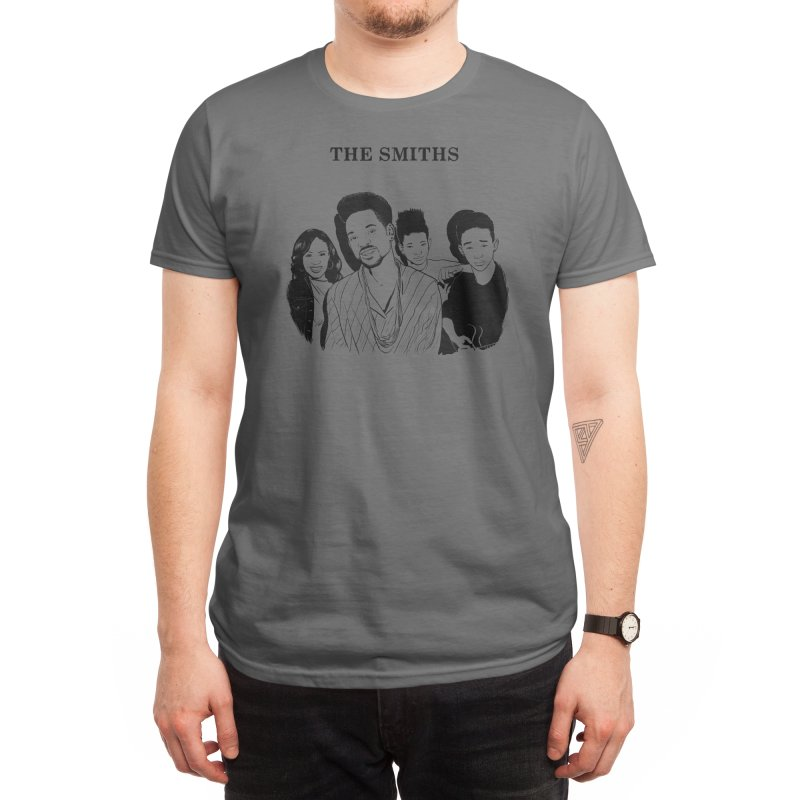 The Smith Family Men's T-Shirt by Threadless Artist Shop