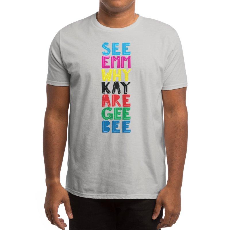 The Sound of Colour! Men's T-Shirt by Threadless Artist Shop
