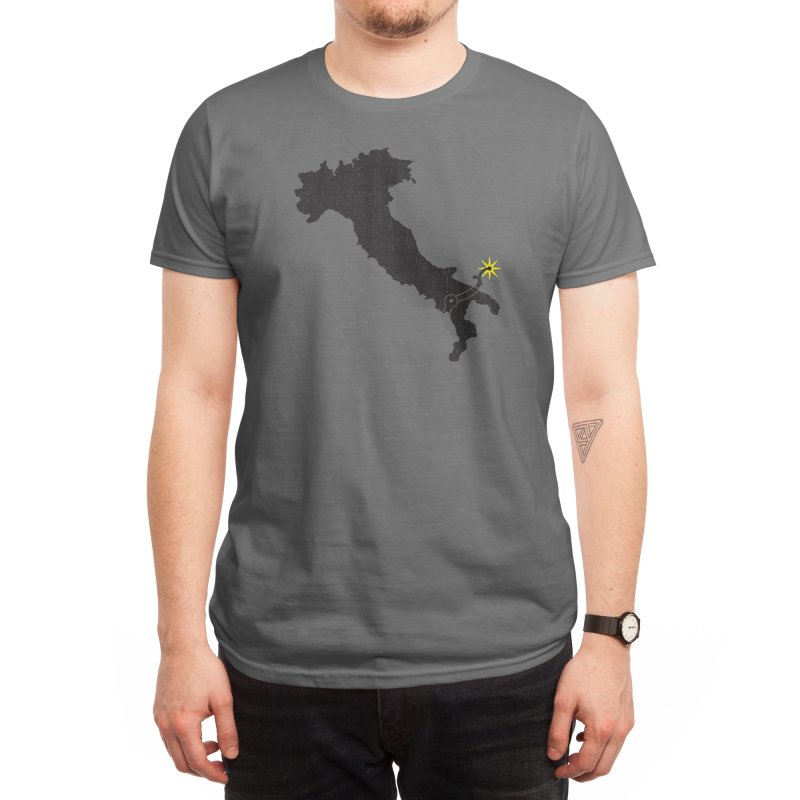 The Spaghetti Western Men's T-Shirt by Threadless Artist Shop