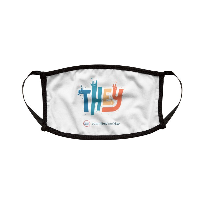 THEY ROCKS Accessories Face Mask by Threadless Artist Shop