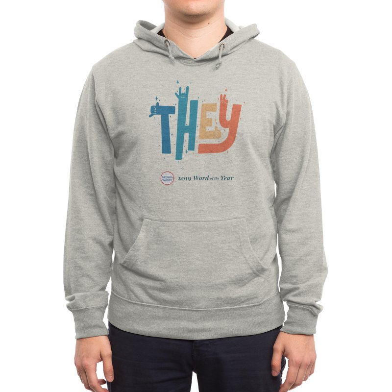 THEY ROCKS Men's Pullover Hoody by Threadless Artist Shop