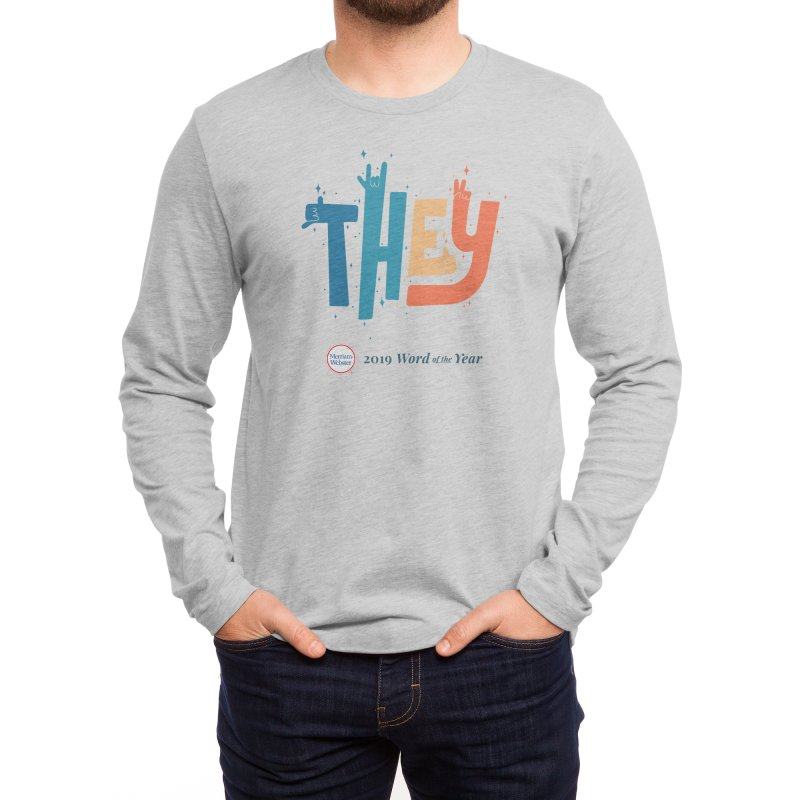 THEY ROCKS Men's Longsleeve T-Shirt by Threadless Artist Shop