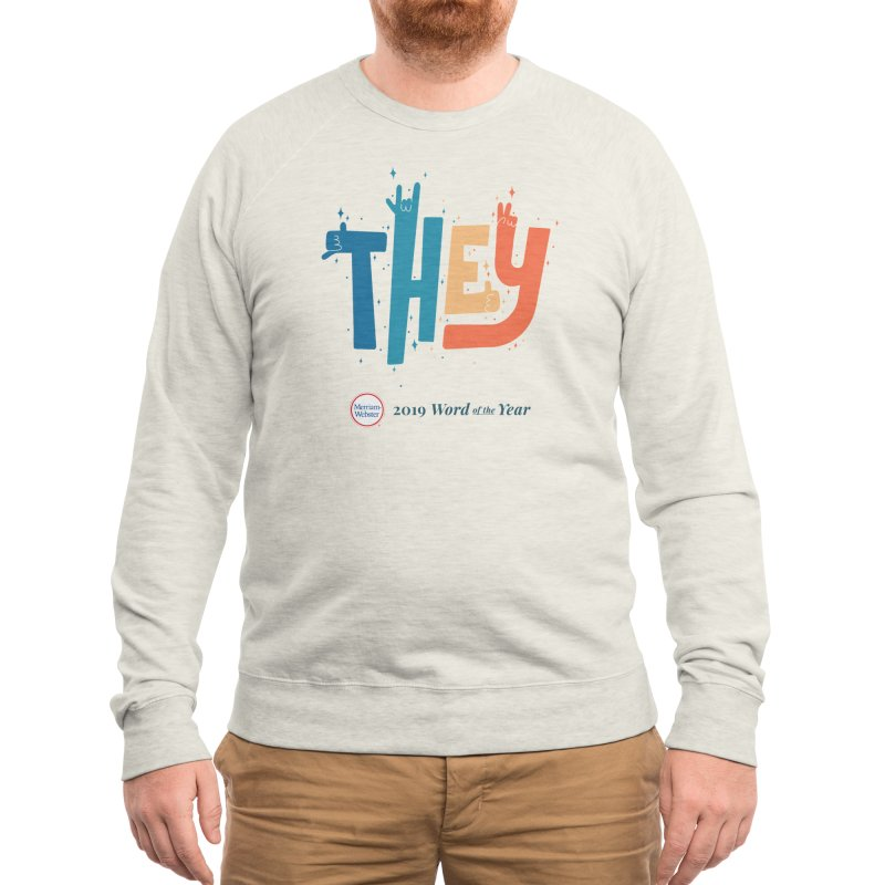 THEY ROCKS Men's Sweatshirt by Threadless Artist Shop