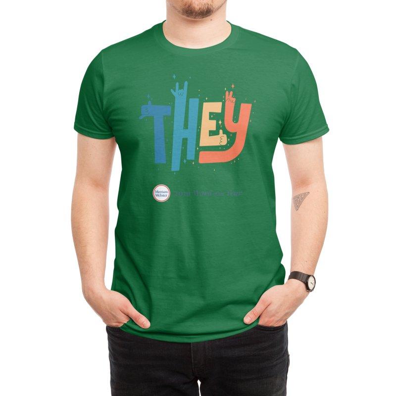 THEY ROCKS Men's T-Shirt by Threadless Artist Shop