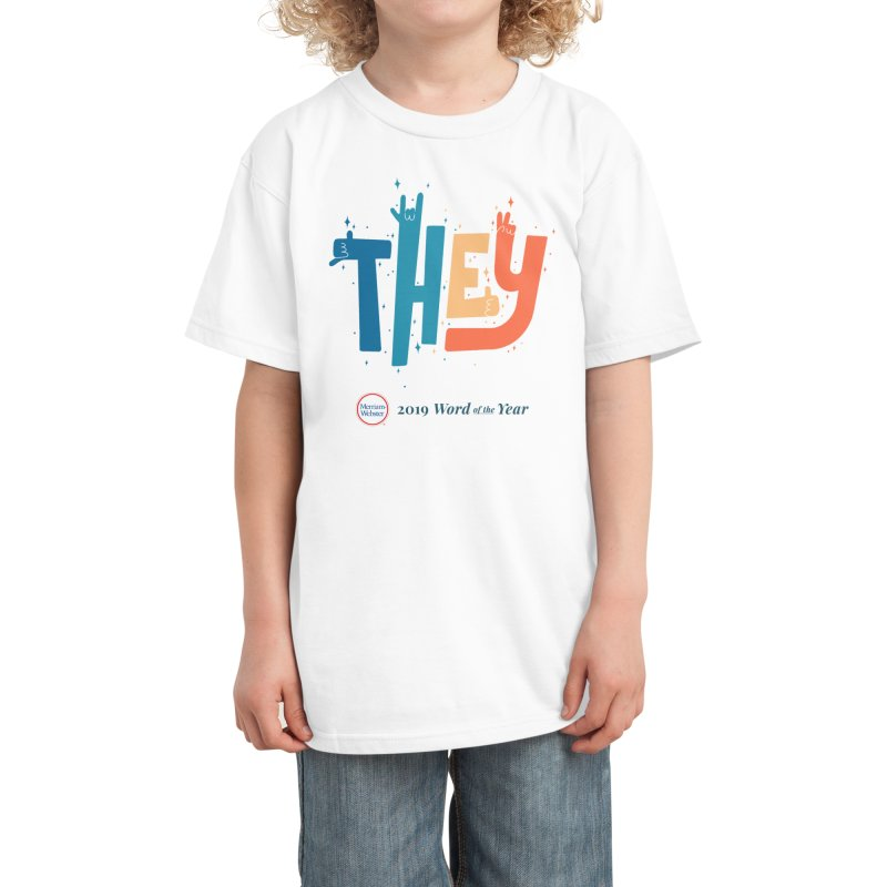 THEY ROCKS Kids T-Shirt by Threadless Artist Shop