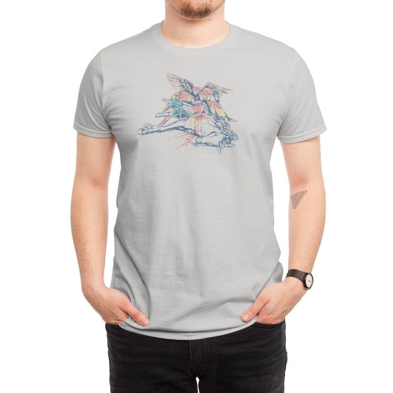 Vultures Men's T-Shirt by Threadless Artist Shop
