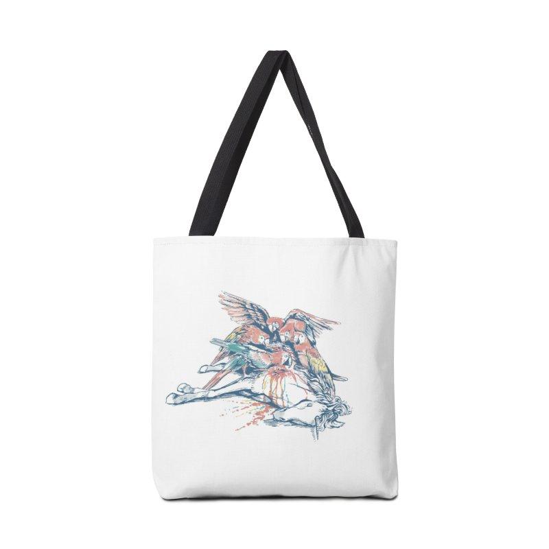Vultures Accessories Bag by Threadless Artist Shop