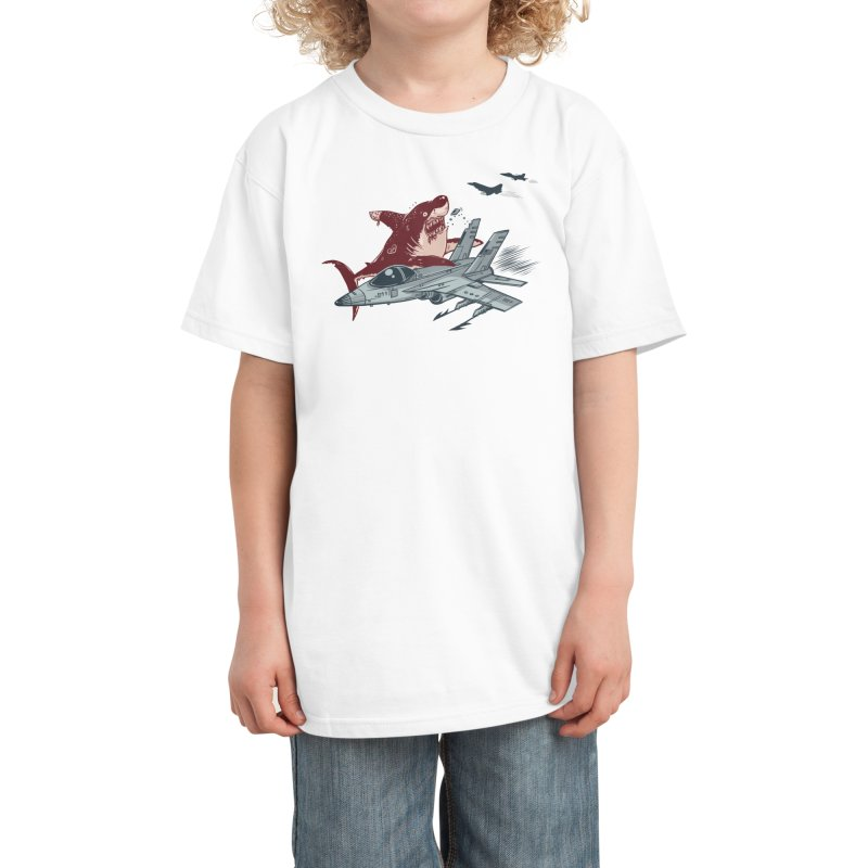 West Side Rumble Kids T-Shirt by Threadless Artist Shop