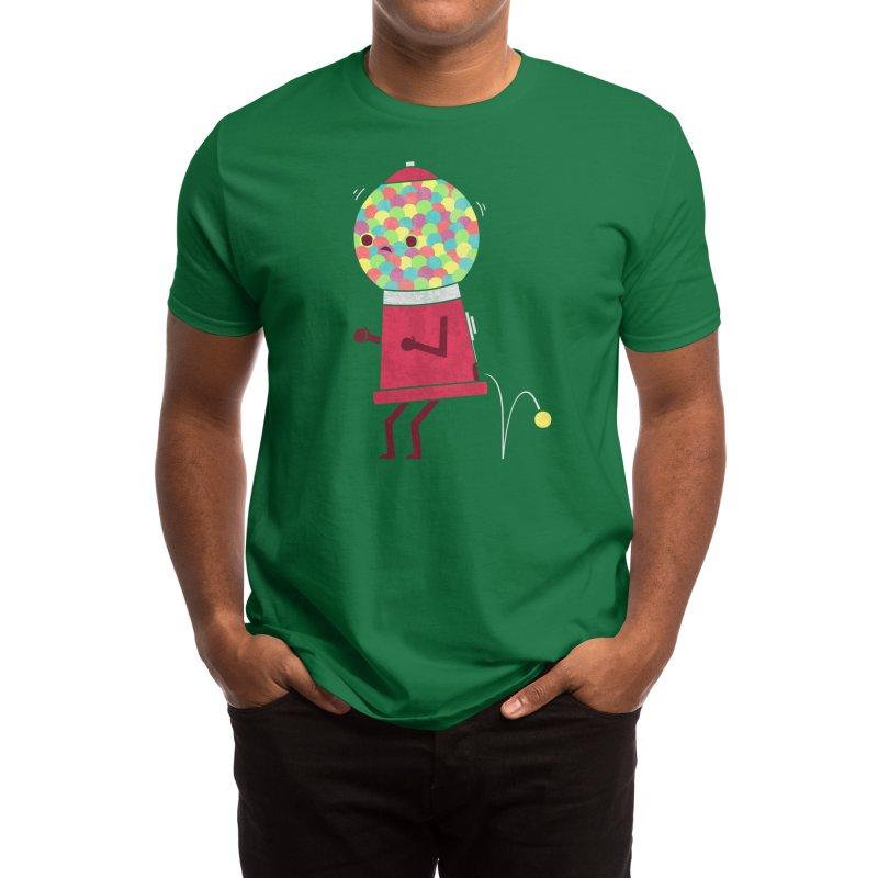When You Gotta Go... Men's T-Shirt by Threadless Artist Shop