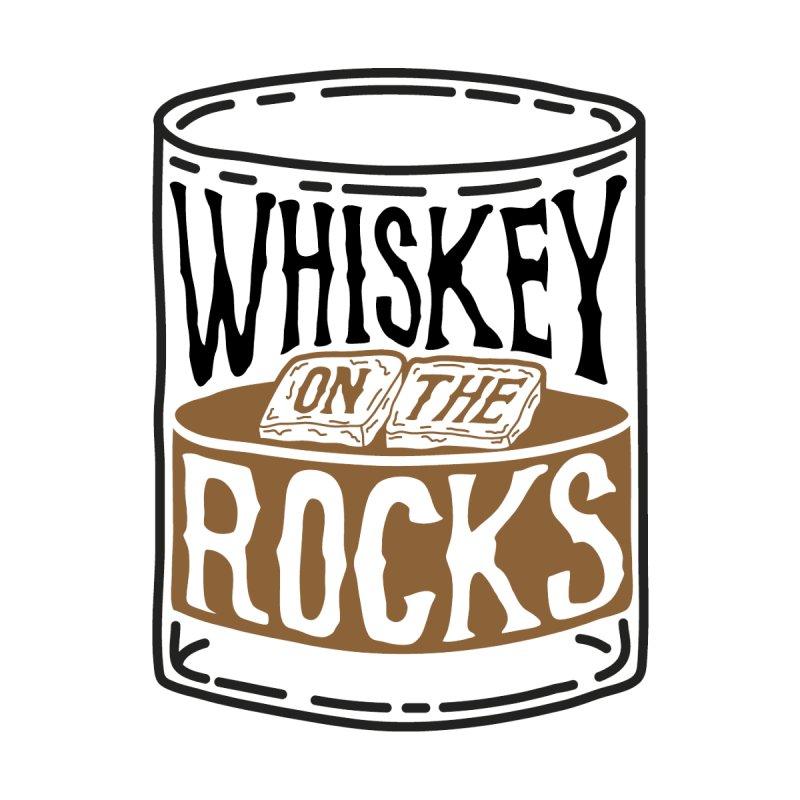 Whiskey On The Rocks Men's T-Shirt by Threadless Artist Shop