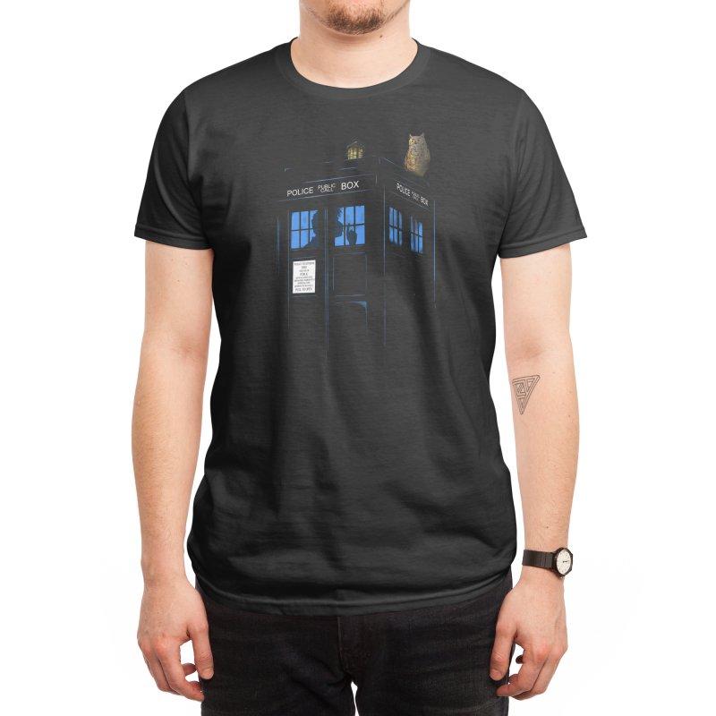 Who Men's T-Shirt by Threadless Artist Shop