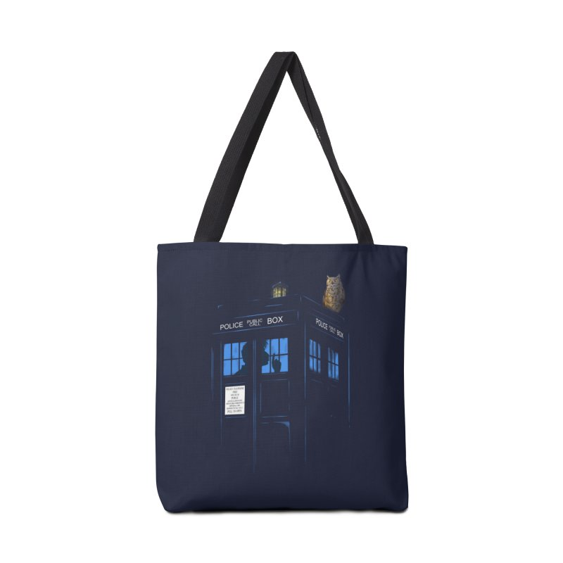 Who Accessories Bag by Threadless Artist Shop