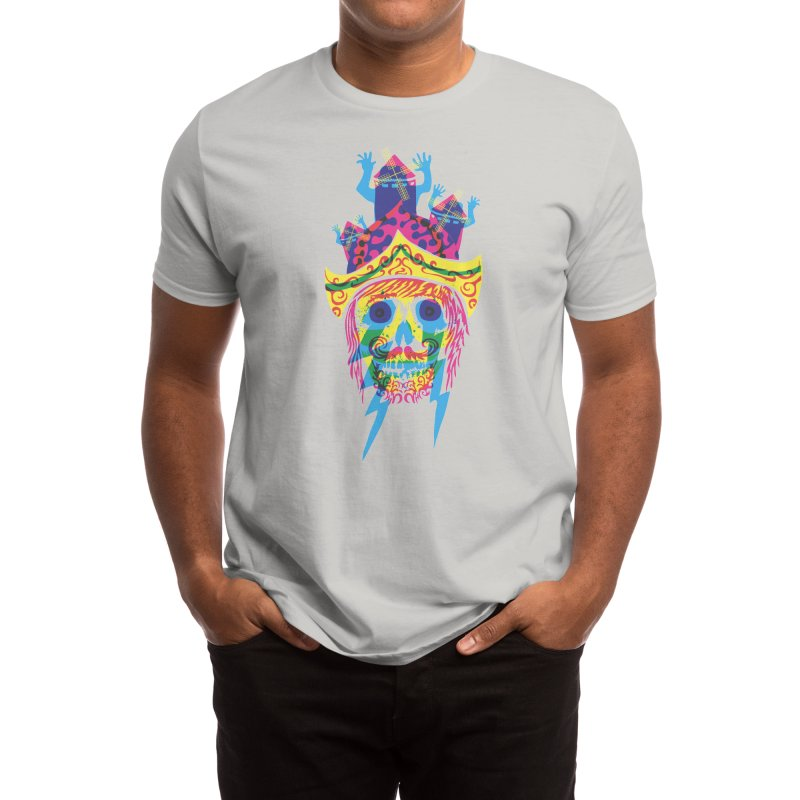 Windmill Warrior Men's T-Shirt by Threadless Artist Shop