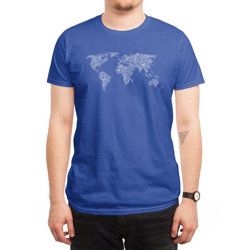 World of Bike Men's T-Shirt by Threadless Artist Shop