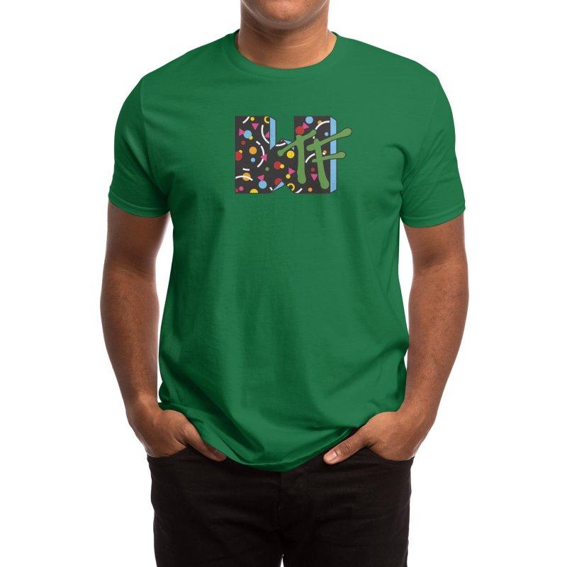 WTF!? Men's T-Shirt by Threadless Artist Shop