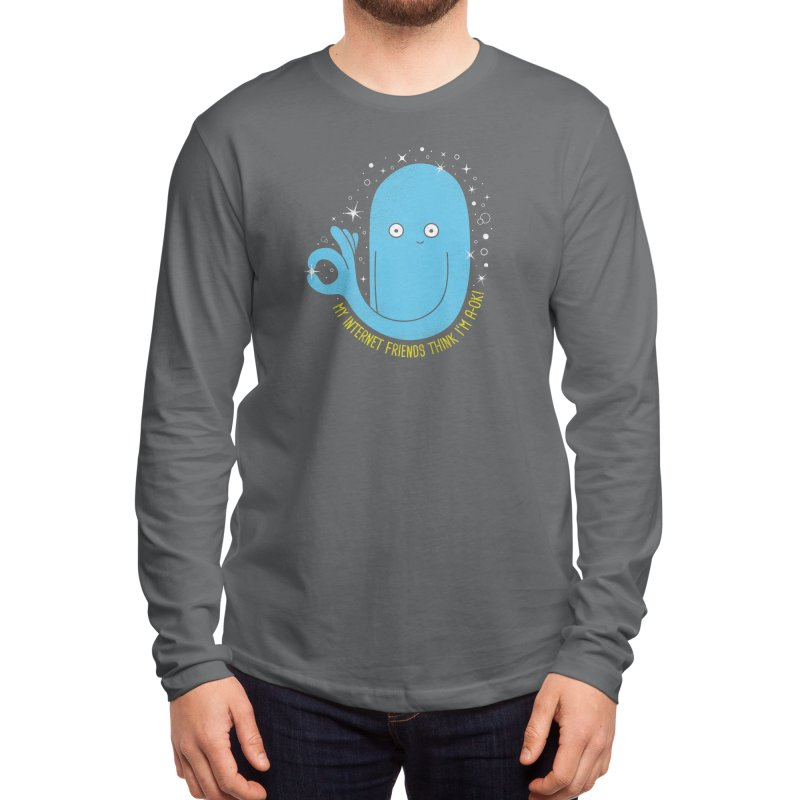 YOU ARE LOVED Men's Longsleeve T-Shirt by Threadless Artist Shop