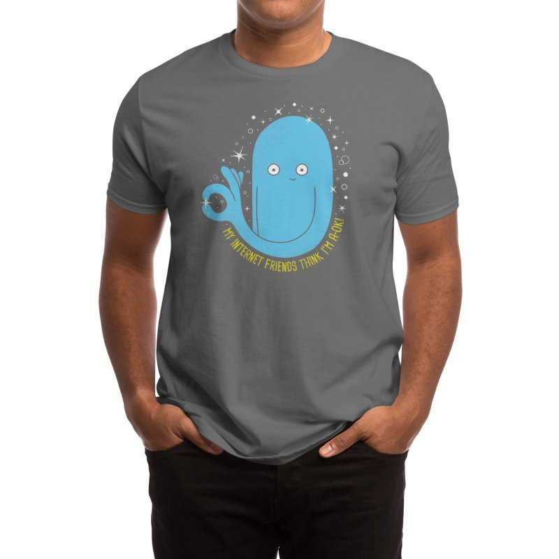 YOU ARE LOVED Men's T-Shirt by Threadless Artist Shop