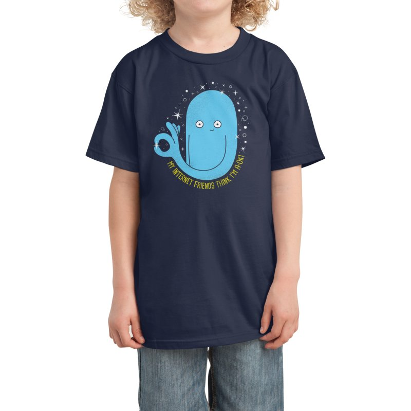 YOU ARE LOVED Kids T-Shirt by Threadless Artist Shop