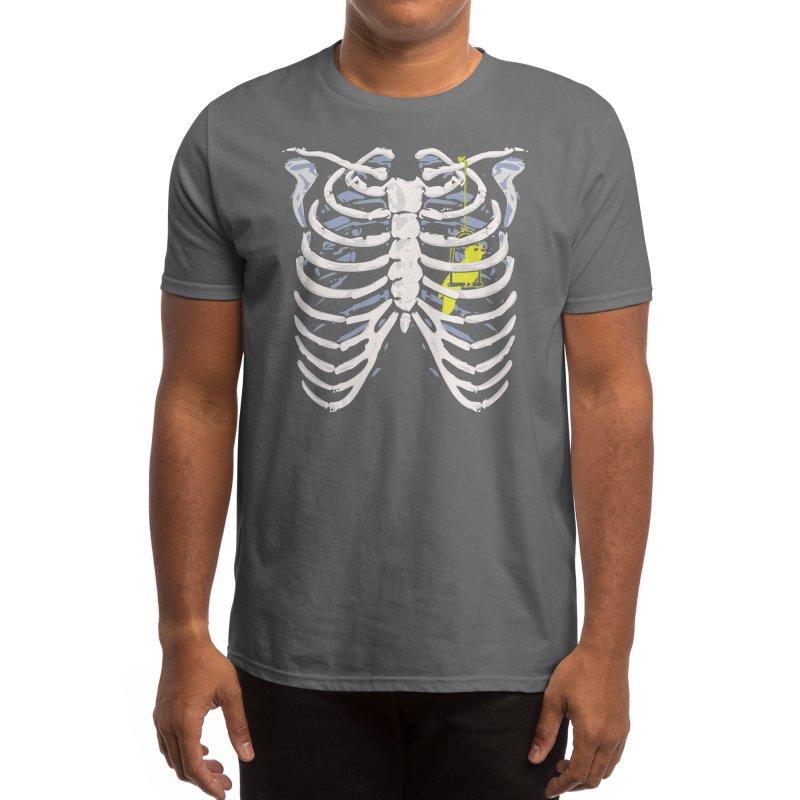 Caged Men's T-Shirt by Threadless Artist Shop