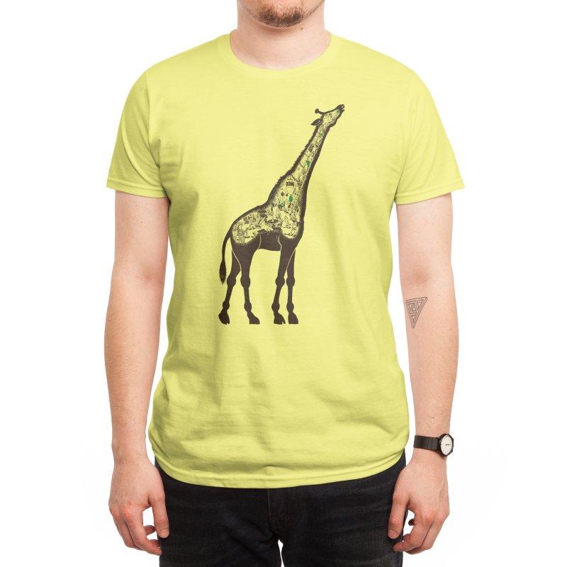 What Makes it Go? Men's T-Shirt by Threadless Artist Shop
