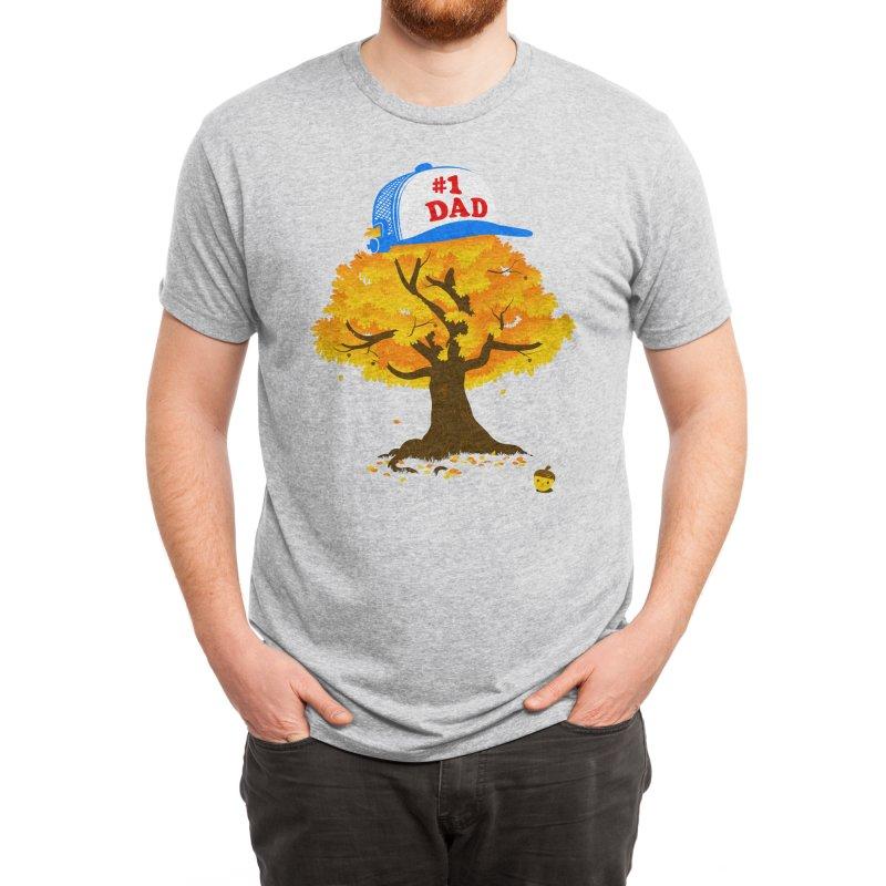 Father Grows Best! Men's T-Shirt by Threadless Artist Shop