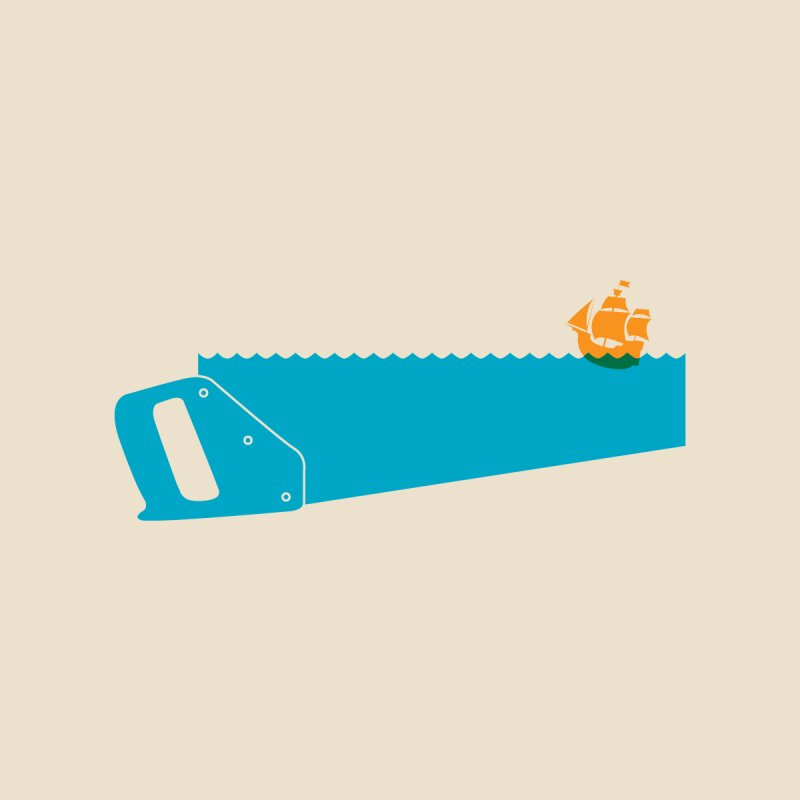 Sea Saw Kids T-Shirt by Threadless Artist Shop
