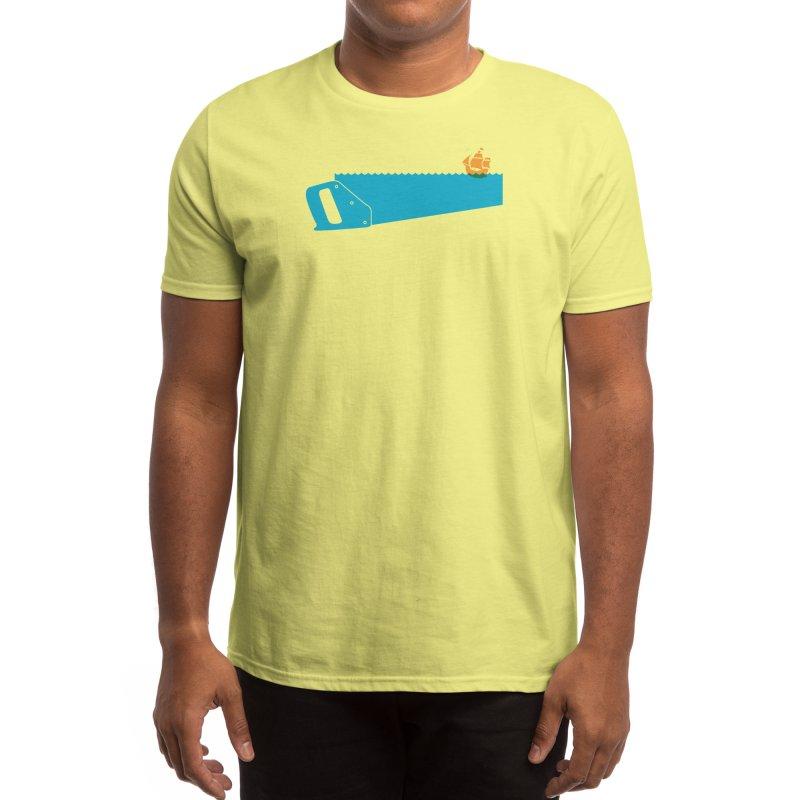 Sea Saw Men's T-Shirt by Threadless Artist Shop