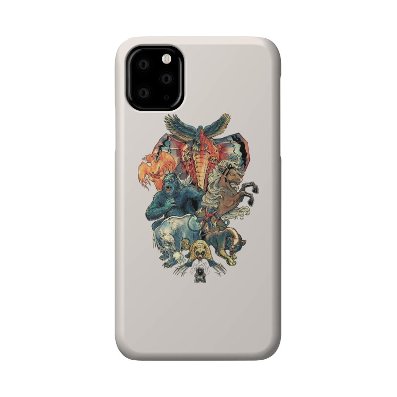 The X-MENAGERIE Accessories Phone Case by Threadless Artist Shop