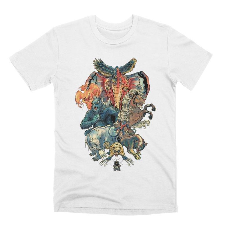 The X-MENAGERIE Men's T-Shirt by Threadless Artist Shop