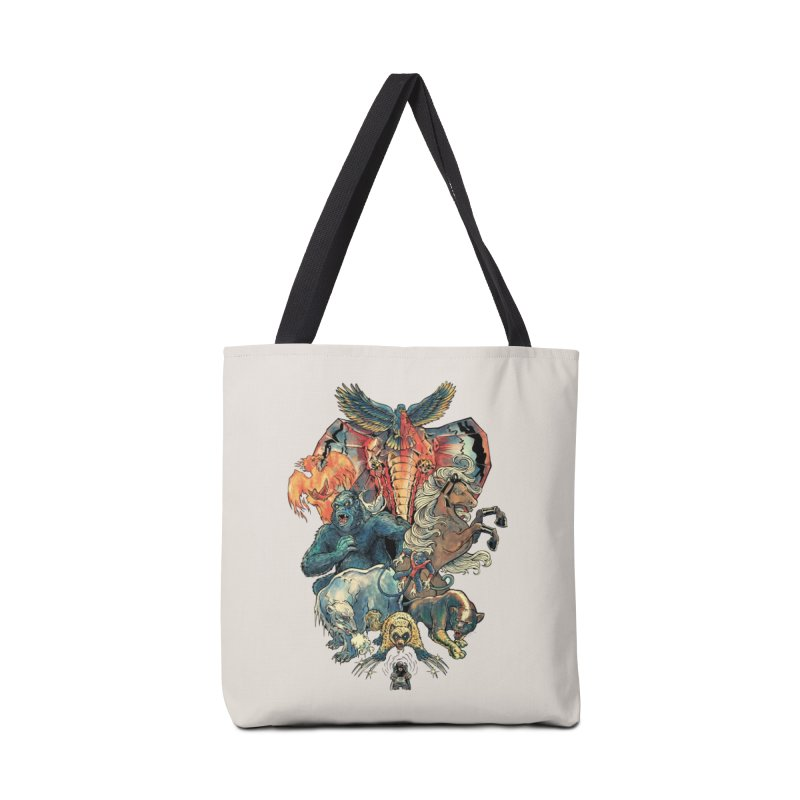 The X-MENAGERIE Accessories Bag by Threadless Artist Shop