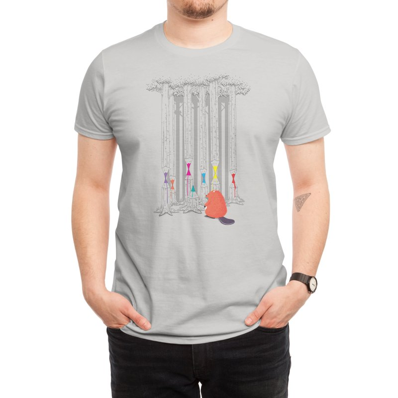 Color Founder Men's T-Shirt by Threadless Artist Shop