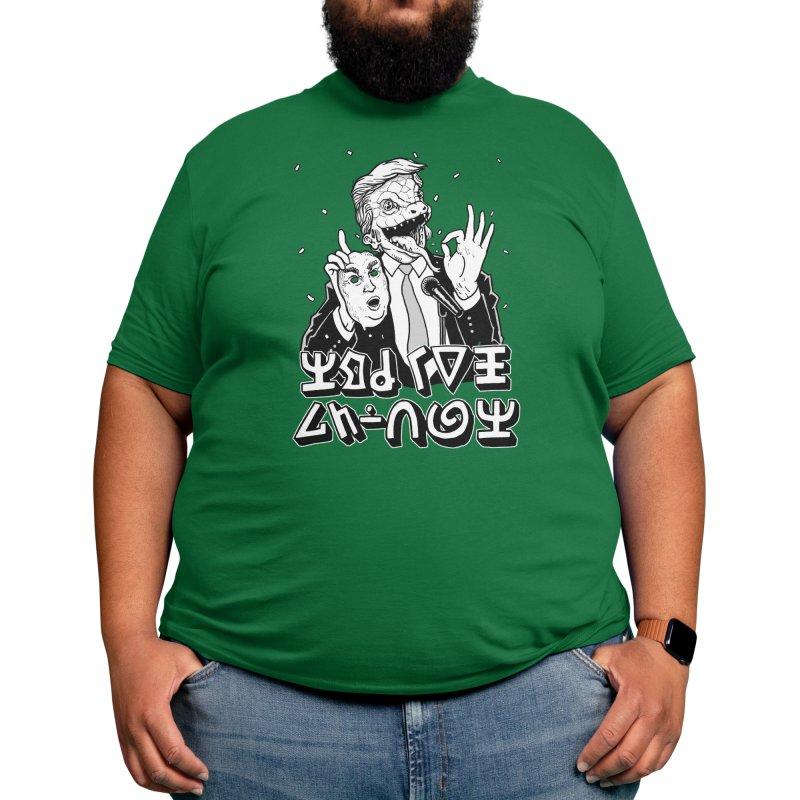 To Serve Man Men's T-Shirt by Threadless Artist Shop