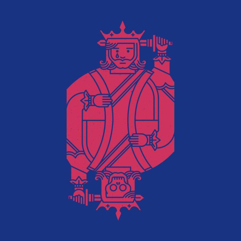 Royal Blues Men's Tank by Threadless Artist Shop