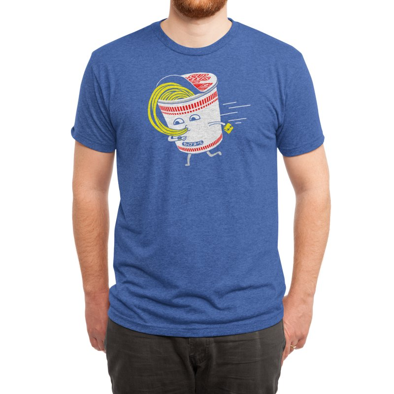 Quick Meal in a Rush! Men's T-Shirt by Threadless Artist Shop