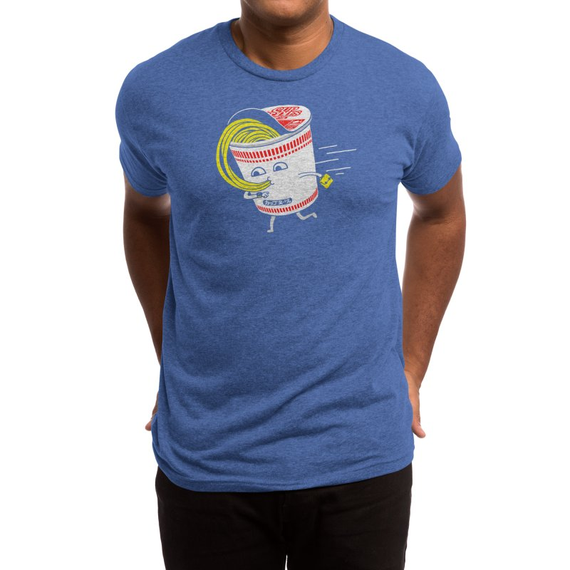 Quick Meal in a Rush! Men's T-Shirt by Threadless Artist Shop