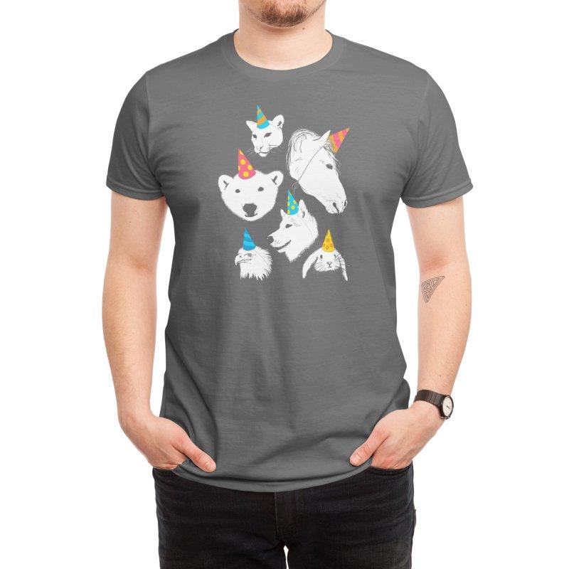 Party Animals Men's T-Shirt by Threadless Artist Shop