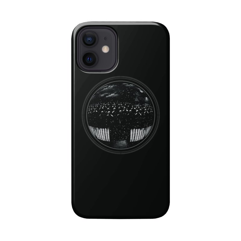 The Undead at My Doorstep Accessories Phone Case by Threadless Artist Shop